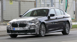 BMW 5-Series 2021 lần đầu lộ diện, nhiều điểm mới