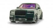 Rolls-Royce Cullinan màu xanh lá cực chất