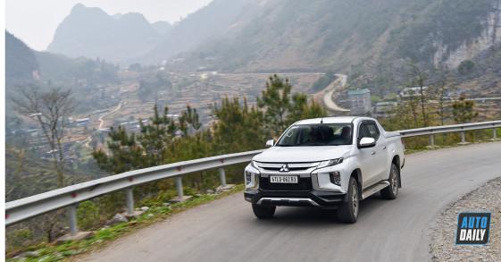 Đánh giá Mitsubishi Triton 2020 giá 865 triệu