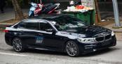 BMW 5-Series trục cơ sở kéo dài xuất hiện tại Việt Nam