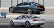 So sánh Genesis G80 2021 với Audi A7 Sportback