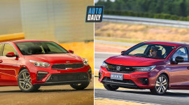 Ngân sách 600 triệu, nên chờ Honda City 2020 hay tậu Kia Cerato 1.6?