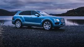 Bentley sẽ sản xuất SUV siêu sang mới