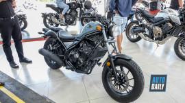 """10 mẫu xe mô tô tầm trung dành cho """"lính mới"""""""