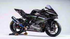 Ngất ngây với Kawasaki Ninja ZX-25R Racer Custom Full Carbon