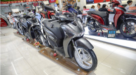 Người Việt mua hơn 731.000 xe máy trong quý I/2020
