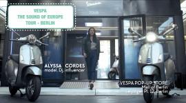 Vespa Elettrica - Hành trình The Sound of Europe Tour - Berlin