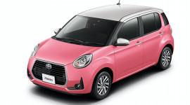 Toyota Passo Moda Charm: Xế hộp nhỏ xinh dành cho phái đẹp