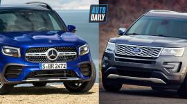 SUV 7 chỗ, giá 2 tỷ - Chọn Mercedes GLB 2020 hay Ford Explorer?