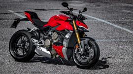 Bộ ảnh cực chất của Ducati Streetfighter V4 2020