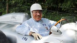 Tay đua vĩ đại nhất nước Anh Stirling Moss qua đời
