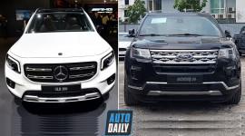 Ngân sách 2 tỷ, nên chờ Mercedes GLB sắp về hay mua luôn Ford Explorer?