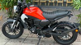 Honda CBF190 TR 2020 có giá hơn 70 triệu đồng tại Việt Nam