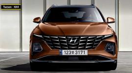 """Hyundai Tucson 2021 sẽ sở hữu diện mạo """"gây mê"""" người dùng"""