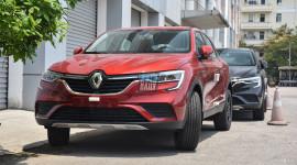 Ảnh chi tiết Renault Arkana 2020 đầu tiên về Việt Nam