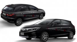 Lộ diện thiết kế Honda City Hatchback 2020: Xe cho giới trẻ hiện đại