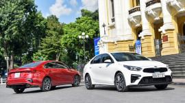 Thaco dẫn đầu doanh số ô tô trong VAMA tháng 3