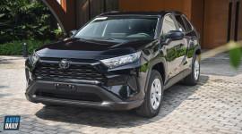 Chi tiết Toyota RAV4 LE 2020 nhập Mỹ giá hơn 2 tỷ tại Việt Nam