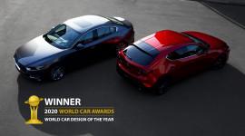"""All-new Mazda3 xứng đáng với danh hiệu """"Thiết kế của năm"""""""