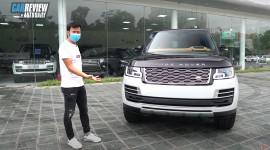 Trải nghiệm Range Rover SVAutobiography 2020 3.0 giá 14 tỷ