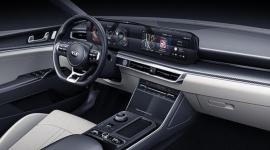 Kia Optima 2021 phiên bản Trung Quốc lộ diện với thiết kế khác biệt