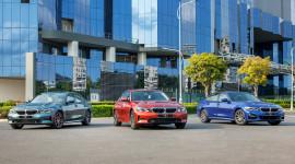 Bộ 3 BMW 3-Series mới hấp dẫn, giá từ 1,9 tỷ đồng