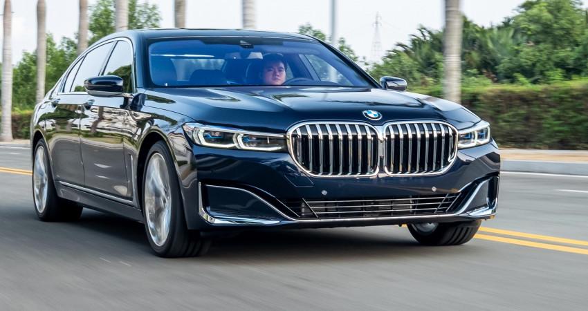 Đột nhập showroom BMW khủng nhất Việt Nam