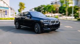 Giá 4,8 tỷ đồng, BMW X6 2020 tại Việt Nam có gì đặc biệt?