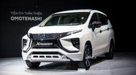 """Mitsubishi Xpander giành giải """"MPV cỡ nhỏ tốt nhất 2020"""""""