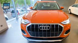 Audi Q3 2020 về Việt Nam - Quyết đấu BMW X1 và Mercedes GLA