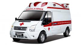 Ford Việt Nam tặng xe cứu thương áp lực âm cho Bệnh viện Nhiệt đới Trung ương