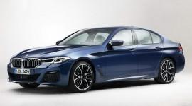 Rò rỉ hình ảnh của BMW 5-Series 2021 nâng cấp