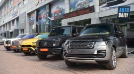 Đại gia Việt ngày càng chuộng siêu SUV
