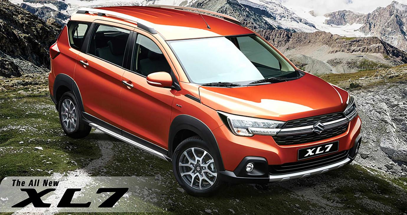 Suzuki XL7 2020 giá dưới 600 triệu, thách thức Xpander và Rush