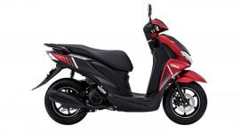 Yamaha FreeGo bổ sung màu mới, giá từ 32,9 triệu đồng