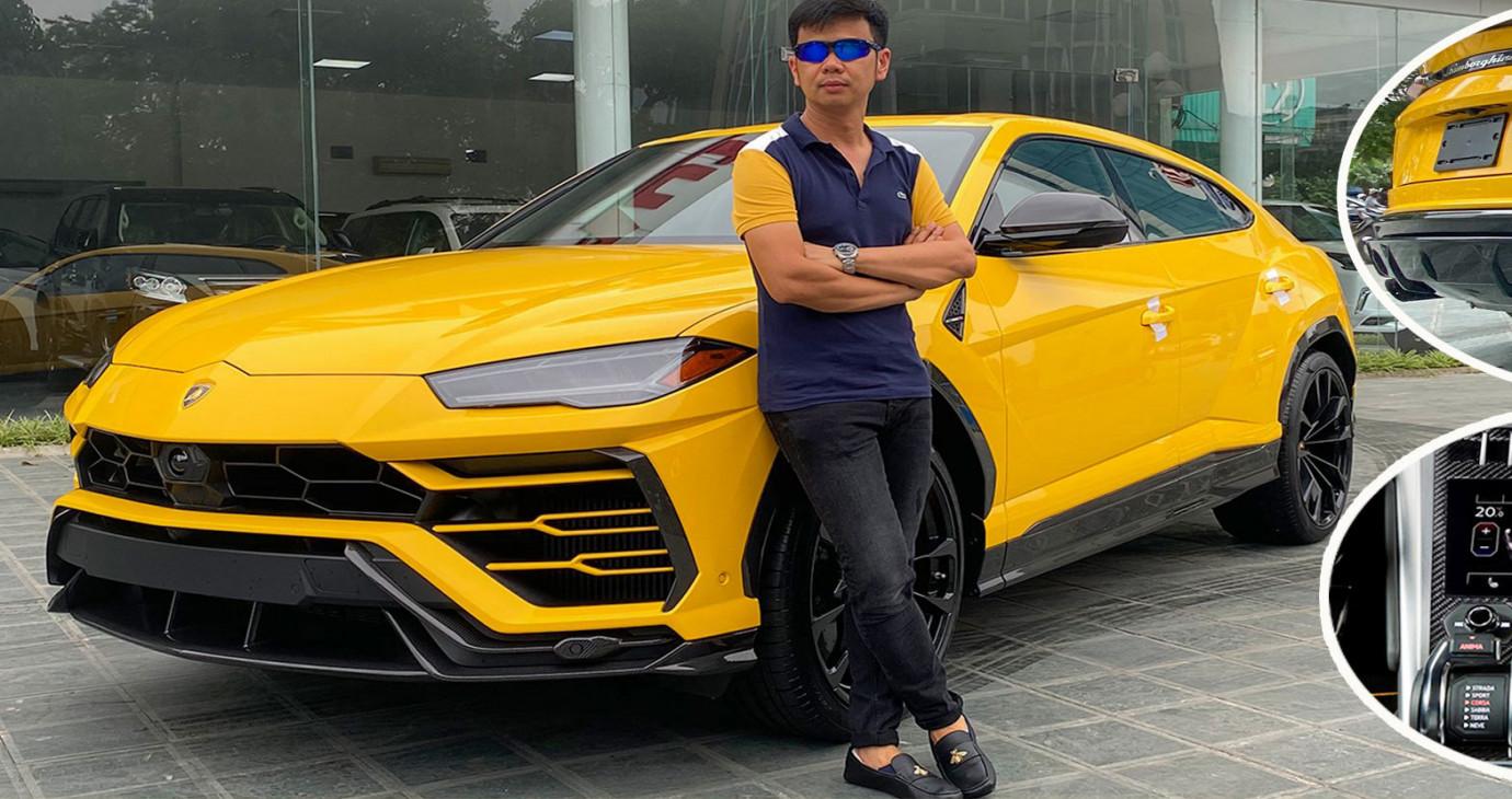 Bóc tem Lamborghini Urus 2020 nhập Mỹ, full carbon... đỉnh bậc nhất Việt Nam