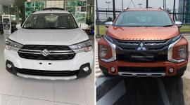 Suzuki XL7 và Mitsubishi Xpander Cross: Chọn mẫu SUV 7 chỗ giá rẻ nào?