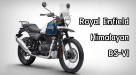 Royal Enfiled Himalayan 2020 thêm màu mới, thân thiện môi trường hơn