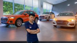 ĐỘT NHẬP showroom Audi, khám phá dàn xe mới coóng vừa về Việt Nam