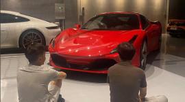 Cường 'đôla' tậu Ferrari F8 Tributo hơn 20 tỷ