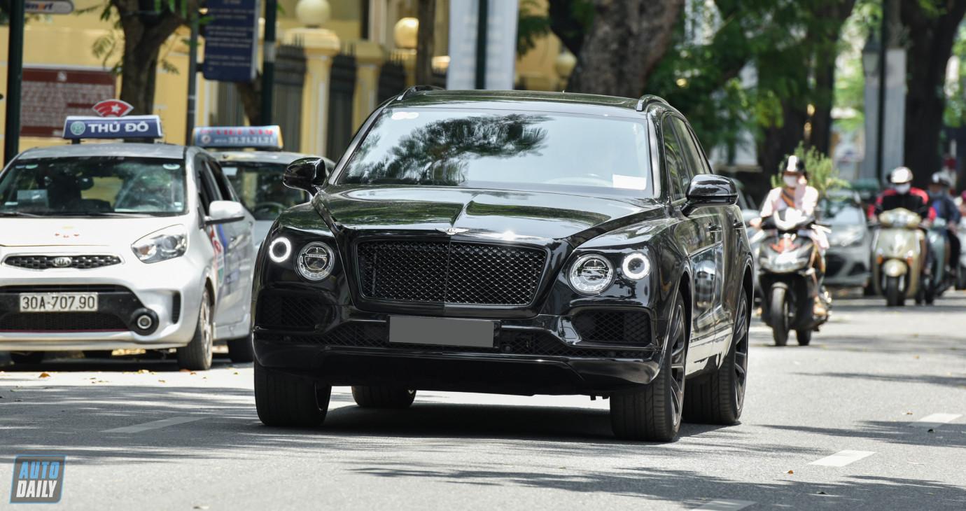 Siêu SUV Bentley Bentayga Design Series của đại gia Hà Nội