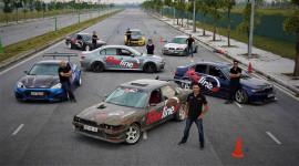Thành lập Câu lạc bộ ô tô thể thao Redline