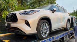 Toyota Highlander 2020 đầu tiên về Việt Nam, giá hơn 4 tỷ
