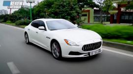 """Lời hơn 4 tỷ khi mua """"cây đinh ba"""" Maserati Quattroporte này"""