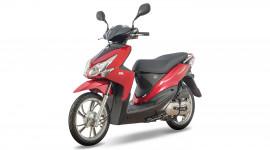 SYM vén màn xe tay ga 50cc mới tại Việt Nam