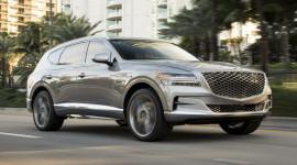 SUV hạng sang Genesis GV80 nhận được gần 10.000 đơn đặt hàng tại Mỹ