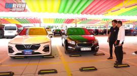 Đi siêu thị ô tô cũ lớn nhất Việt Nam sắm xe VinFast như thế nào?