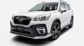 Subaru Forester thể thao hơn với bộ phụ kiện đặc biệt GT Edition