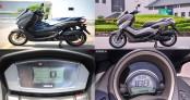 So sánh Yamaha NMax 155 ABS 2020 và người tiền nhiệm