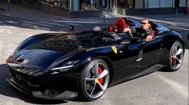 Zlatan Ibrahimovic tậu Ferrari Monza SP2 2 triệu USD
